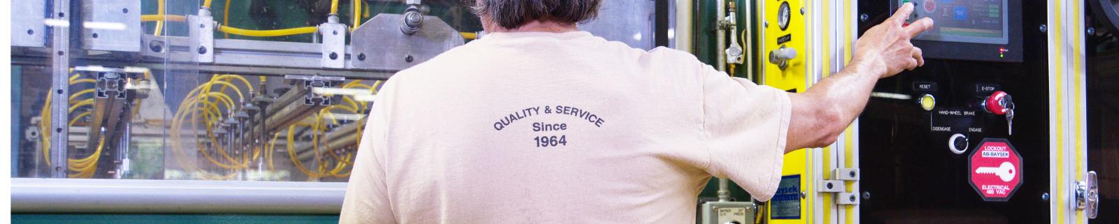 quality & service